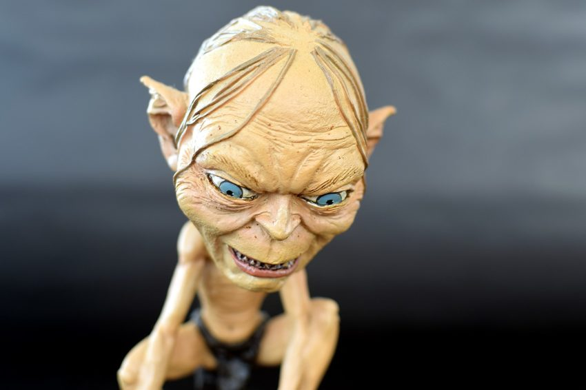Gollum Lord Of The Rings  - E1St0rm / Pixabay